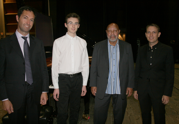 Maddison Pack con Kenny Barron